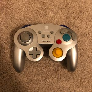 Wireless GameCube controller for Nintendo Switch