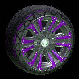Thread-X2   Purple