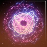 Supernova III | Titanium White