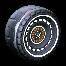 Spiralis   Titanium White