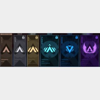 Apex legends Boost Diamond IV to Master