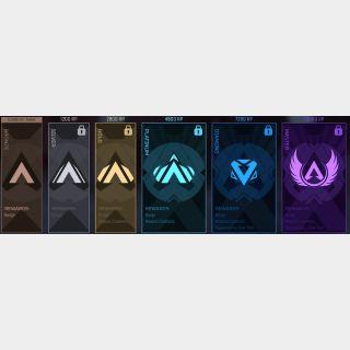 Apex Legends boost rank/achievements