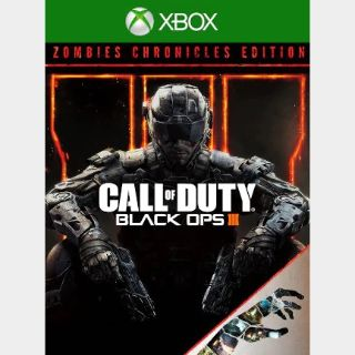 Call of Duty® Black Ops III: Zombies Chronicles Edition - Xbox Live Digital Code (AR)