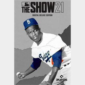 MLB® The Show™ 21 Jackie Robinson Edition - Xbox Live Digital Code (AR)