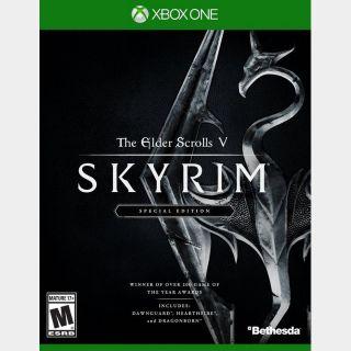 The Elder Scrolls V: Skyrim Special Edition - Xbox One Digital Code (AR)