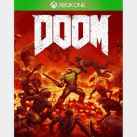 DOOM - Xbox One Digital Code (AR)