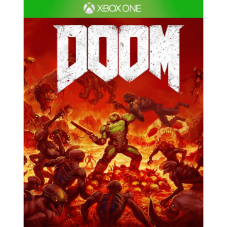 Doom (2016) - Xbox One Digital Code (AR)