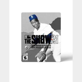 MLB® The Show™ 21 Jackie Robinson Edition - Xbox Live Digital Code (AR)