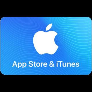 $50.00 iTunes e-Card
