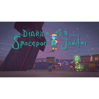 Diaries of a Spaceport Janitor for Steam