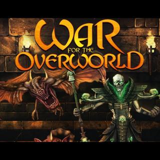 War for the Overworld & Heart of Gold DLC for Steam