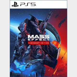 Mass Effect™ Legendary Edition [PlayStation, PS4, PS5] [Full Game Key] [Region: EU] [Instant Delivery]