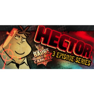 Hector: Badge of Carnage – Full Series [Instant]
