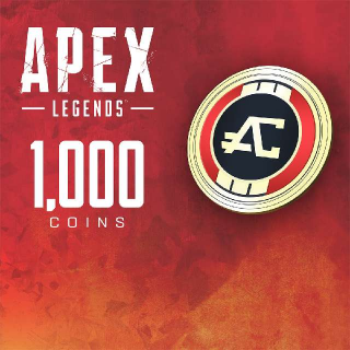 Apex Legends™ – 1.000 Apex Coins Xbox One Digital Code