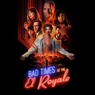Bad Times at the El Royale (4K UHD / MOVIES ANYWHERE / VUDU)