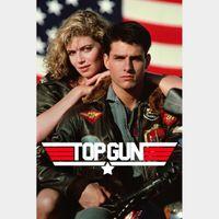 Top Gun (4K UHD / VUDU / iTunes / FANDANGONOW)