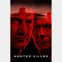 Hunter Killer (iTunes / VUDU / FANDANGONOW)