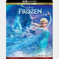 Frozen (4K UHD / Movies Anywhere)