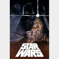 Star Wars (4K UHD / MOVIES ANYWHERE)