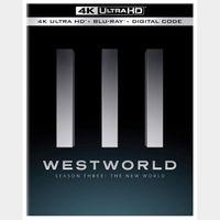 Westworld S3: The New World(HDX / VUDU)