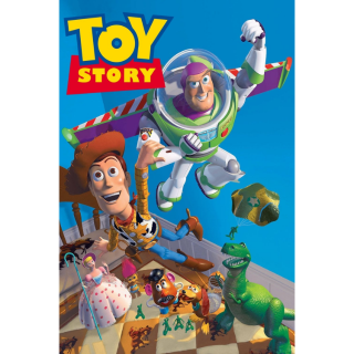 Toy Story (4K UHD / MOVIES ANYWHERE)
