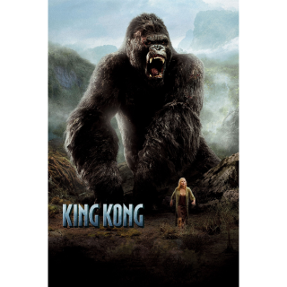 King Kong (4K UHD / MOVIES ANYWHERE)