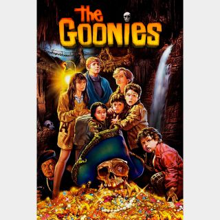The Goonies (4K UHD / MOVIES ANYWHERE)