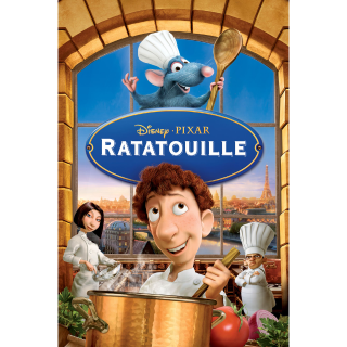 Ratatouille (4K Movies Anywhere)