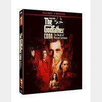 Mario Puzo's The Godfather Coda: The Death of Michael Corleone (HD / iTunes / Vudu / FANDANGONOW)