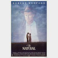 The Natural (4K UHD / MOVIES ANYWHERE)