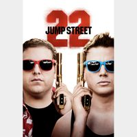 22 Jump Street (4K UHD / MOVIES ANYWHERE)
