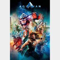 Aquaman (4K UHD / MOVIES ANYWHERE)
