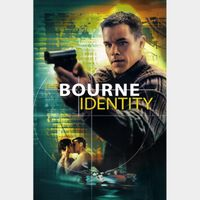 The Bourne Identity (4K UHD / iTunes)