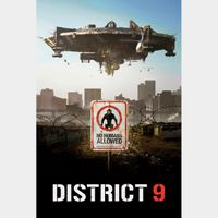 District 9 (4K UHD / MOVIES ANYWHERE)