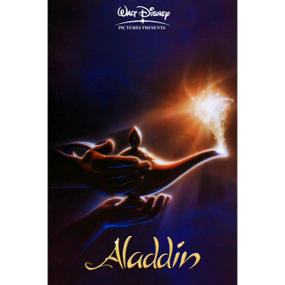 Aladdin (4K UHD / Movies Anywhere)(animation)