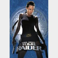 Lara Croft: Tomb Raider (iTunes / 4K UHD)