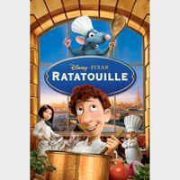 Ratatouille (4K UHD / MOVIES ANYWHERE)