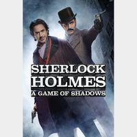 Sherlock Holmes: A Game of Shadows (4K UHD / MOVIES ANYWHERE)