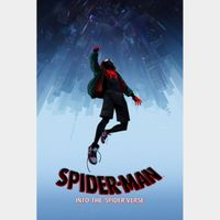 Spider-Man: Into the Spider-Verse (4K UHD / MOVIES ANYWHERE)