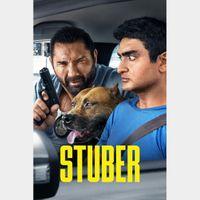 Stuber (4K UHD / MOVIES ANYWHERE)