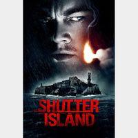 Shutter Island (4K UHD / VUDU / iTunes)