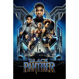 Black Panther (4K UHD / Movies Anywhere)