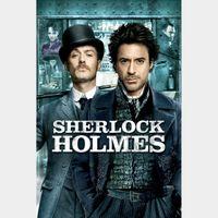 Sherlock Holmes (4K UHD / MOVIES ANYWHERE)