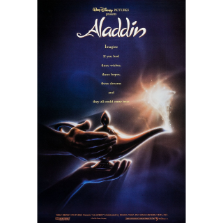 Aladdin (4K Movies Anywhere)