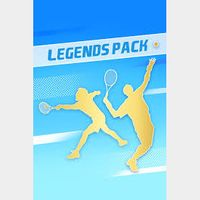 Tennis World Tour 2 (Legends Pack DLC)