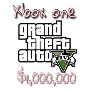 Gta $1,000,000 Xbox One