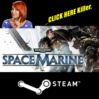 [𝐈𝐍𝐒𝐓𝐀𝐍𝐓] Warhammer 40000: Space Marine - FULL GAME ⚡️