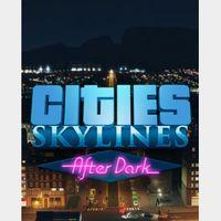 Cities Skylines - After Dark