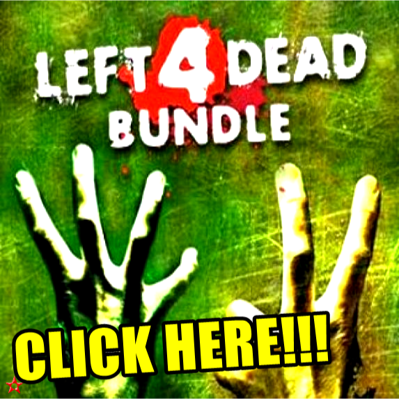 LEFT 4 DEAD BUNDLE - Steam Key/Global instant !!! - Steam Games