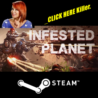 [𝐈𝐍𝐒𝐓𝐀𝐍𝐓] Infested Planet - FULL GAME ⚡️